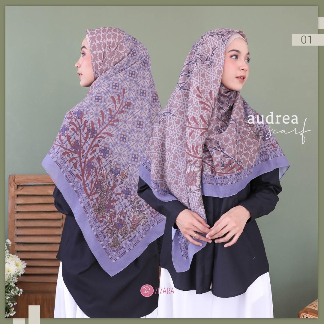 Audrea, Senin (tausiyah islam)_210712_3