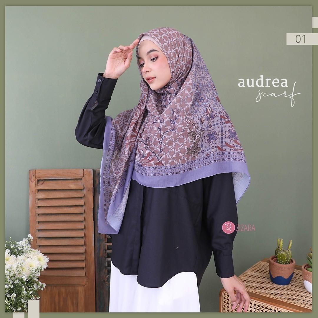 Audrea, Senin (tausiyah islam)_210712_4