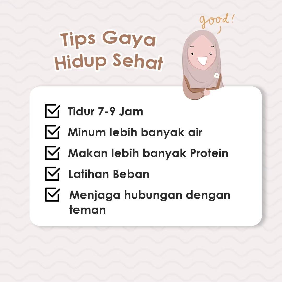 Tips Gaya Hidup Sehat